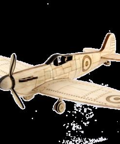 Anner Easy 3D Series Supermarine Spitfire MkV aeromodellismo D02A4