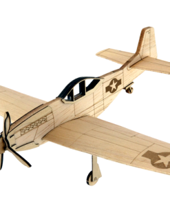 Anner Easy Series N.A. P51D Mustang aeromodellismo E03A4