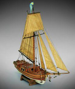 Gretel Mamoli: kit di montaggio in legno MV33