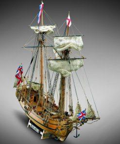 Halifax Mamoli: kit di montaggio in legno MV37