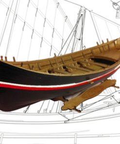 Falkusa Marisstella Ltd: kit di montaggio in legno art 923