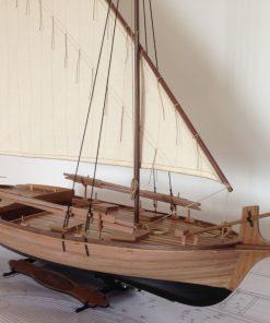 Leudo di Korcula Marisstella Ltd kit di montaggio in legno art 922