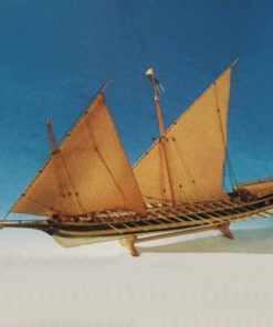 Galea ragusina XVIII Marisstella Ltd: kit di montaggio in legno art 912