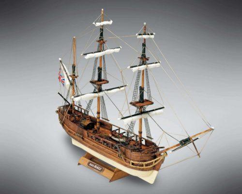 Come si costruisce il modellino di una nave? Ecco tutti i passaggi