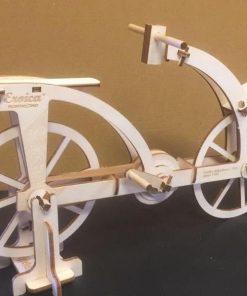 Bicicletta di Leonardo da Vinci: Riciclandia
