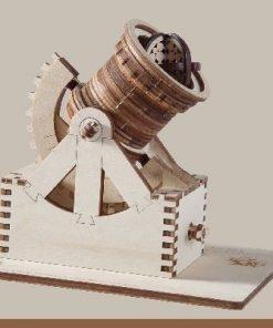 Bombarda di Leonardo da Vinci: Riciclandia