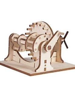 Trasformazione del moto di Leonardo da Vinci: Riciclandia