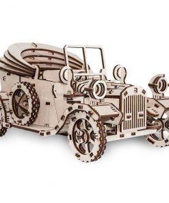 Retrocar modellino in legno: EWA Eco Wood Art
