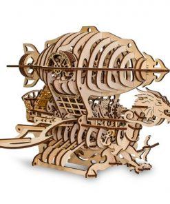 Skylord modellino in legno: EWA Eco Wood Art