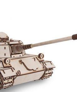 Tank Lowe modellino in legno: EWA Eco Wood Art