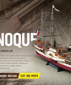 LORENOQUE Mamoli: kit di montaggio in legno MV23