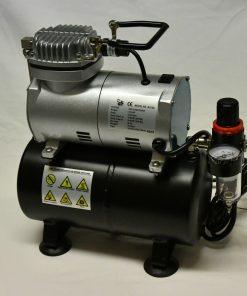 Mini compressore con serbatoio mantua model art 4750052