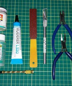 Plastimodellismo kit mantua model art 8122