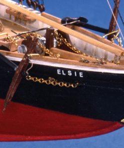 ELSIE AMERICAN FISHING SCHOONER ModelExpo