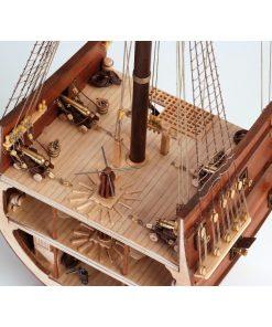 Sezione San Francisco Artesania Latina: kit di montaggio art 20403