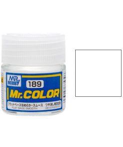 189 flat base smooth Mr hobby colore acrilico