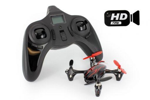 Drone Quadricottero Hubsan H107C-HD