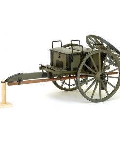 Guns of history civil war caisson ammunition modelexpo