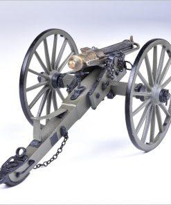 Gun of history civil war gatling gun modelexpo