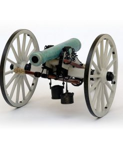 Guns of history james cannon 6 lbr modelexpo