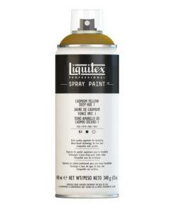 Liquitex spray colore acrilico 1163 giallo cadmio scuro 400 ml