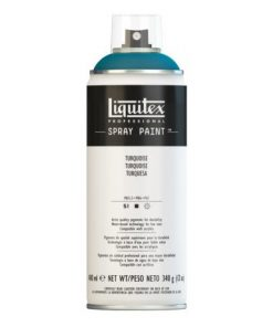 Liquitex spray colore acrilico 176 blu turchese 400 ml