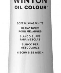 Colore a olio Winsor & Newton Winton bianco per mescolanze
