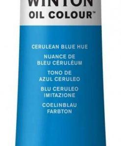 Colore a olio Winsor & Newton Winton blu ceruleo