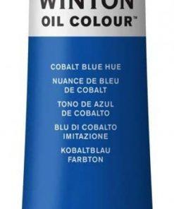 Colore a olio Winsor & Newton Winton blu cobalto