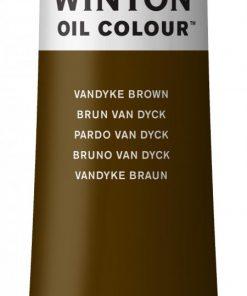 Colore a olio Winsor & Newton Winton bruno van dyck