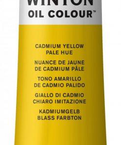 Colore a olio Winsor & Newton Winton giallo cadmio