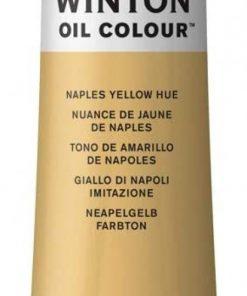 Colore a olio Winsor & Newton Winton giallo di napoli