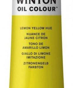 Colore a olio Winsor & Newton Winton giallo limone