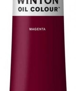 Colore a olio Winsor & Newton Winton magenta