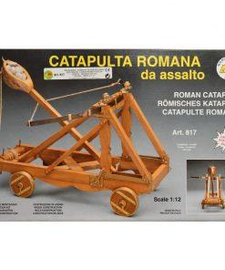 Catapulta romana assalto Mantua Model