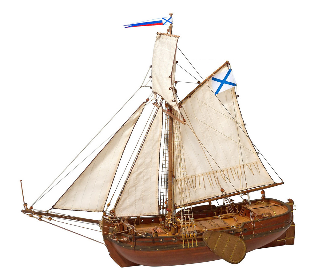 Deck Boat Master Korabel