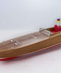 Barca sportiva Jenny Aeronaut: kit di montaggio