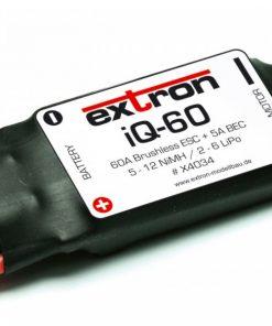 Extron Regolatore Brushless iQ-60