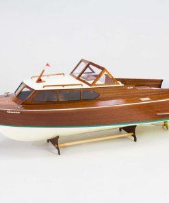 Regina Aeronaut: kit di montaggio in legno