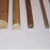 Tondini legno noce 6x1000 mm mantua model art 89105